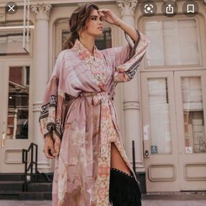 Spell and the Gypsy Cherry Blossom kimono